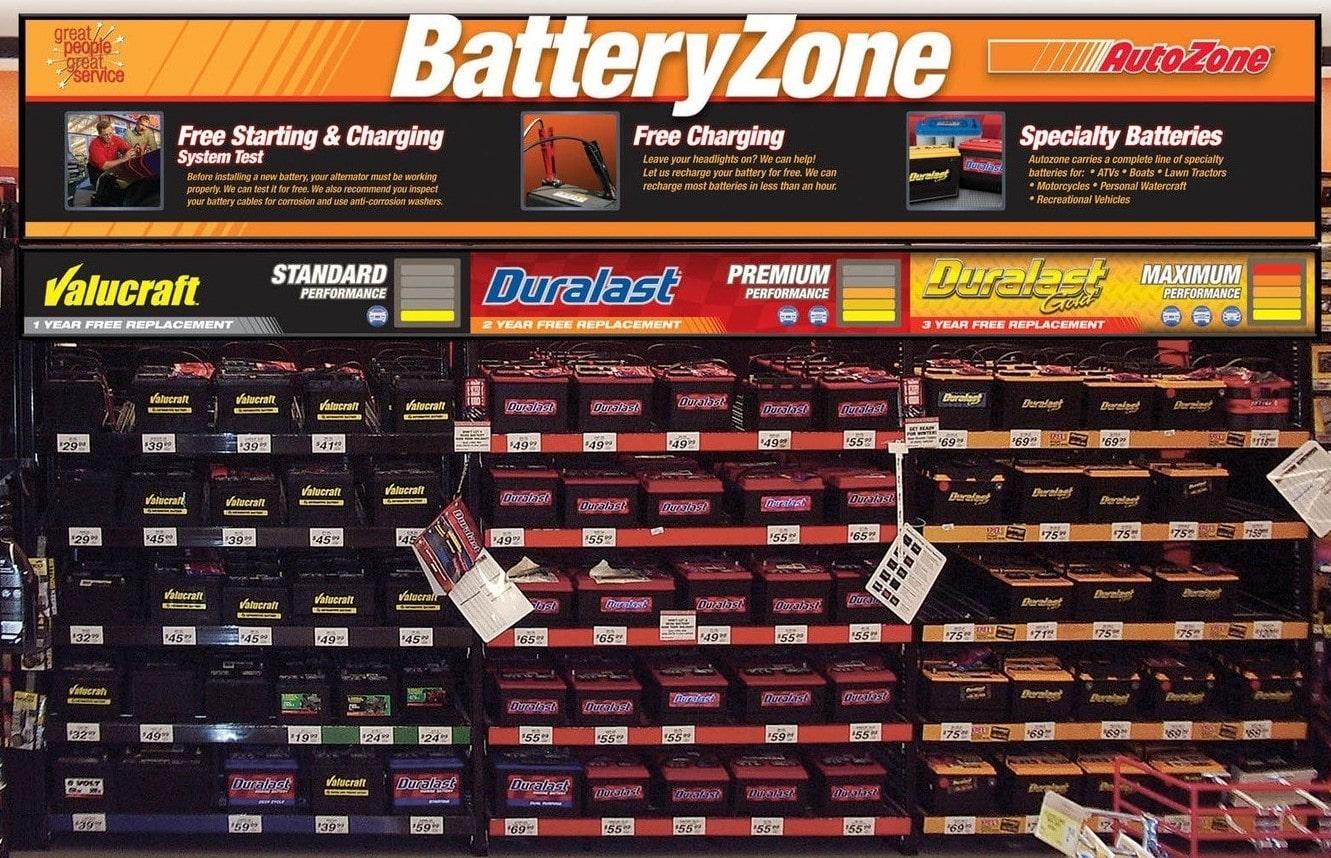 فاکتورهای تاثیرگذار در خرید باتری ماشین