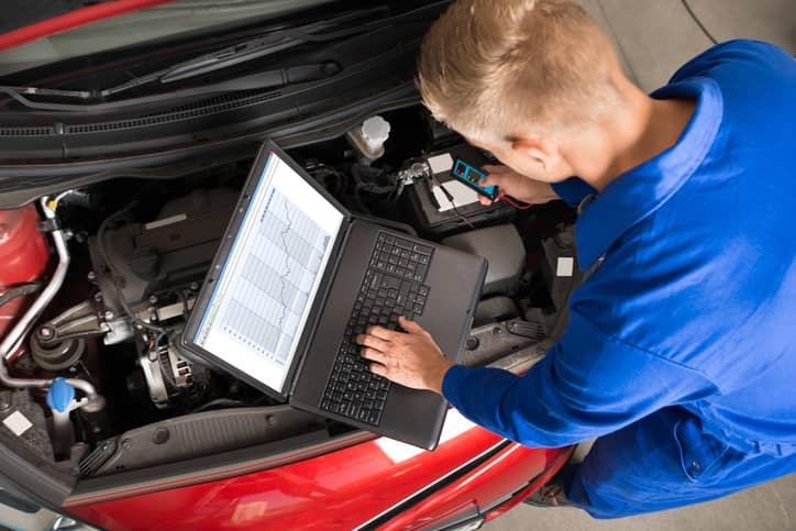 برق دزدی و آسیب به باتری خودرو