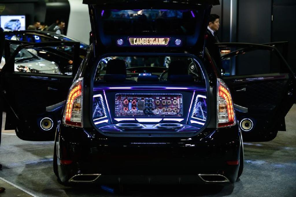 باتری خودرو مناسب سیستم صوتی حرفهای